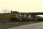 CSX 7793 CSX 251 CREX 9030